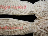 100 Arriba! Type 8 Left Handed White Cotton YoYo Strings