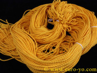 100 Arriba! Type 9 cotton 'Aztec Gold' yoyo strings
