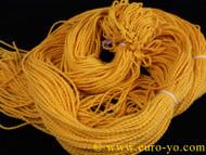 100 Arriba! Type 9 cotton 'Aztec Gold' yoyo strings
