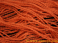 100 Arriba! Type 9 cotton Orange yoyo strings