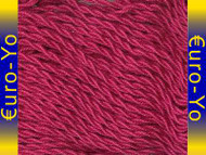 100 Arriba! Type 9 Magenta cotton yoyo strings