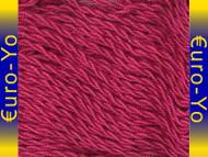 100 Arriba! Type 9 Magenta cotton yoyo strings