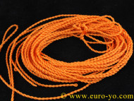 5 Angel Hair yo-yo strings - Blazing Orange