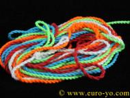 5 Arriba! Mixed yo-yo strings