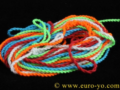 5 Arriba! Mixed yo-yo strings