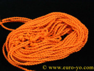 5 Arriba! Orange Tango type 6 poly yo-yo strings