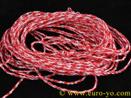 5 Hibridas yo-yo strings - Red Candy