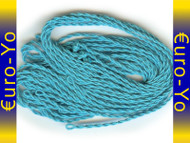 5 Arriba! Type 9 Blue cotton yoyo strings