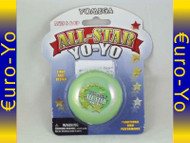Yomega All-Star yoyo Green