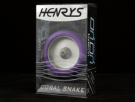 Henrys Coral Snake AXYS-System YoYo Purple