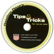 Dazzling Dave DVD: Tips and Tricks Instructional DVD