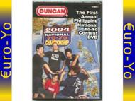 Duncan Philippine Yo-yo Contest DVD
