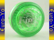 Yomega Fireball Yo-yo Green