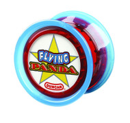 Duncan Flying Panda Yo-yo - blue/red