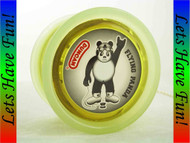Duncan Flying Panda Yo-yo - clear/yellow