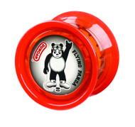 Duncan Flying Panda Yo-yo - red
