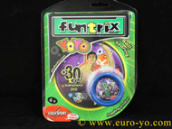 Funtrix Yo-Yo and DVD - Blue