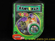 Funtrix Yo-Yo and DVD - Green