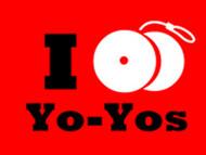 I Yo-Yo T-Shirt Red Large