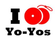 I Yo-Yo T-Shirt White Small