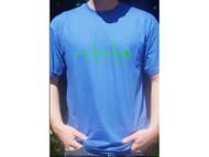 Live Yoyo T-Shirt Blue Medium