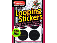 8 pack of Duncan Looping Stickers