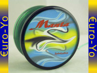 Spintastics Manta-Ray yoyo Green