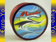 Spintastics Manta-Ray yoyo Red