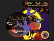 Original Spin Instructional Yo-Yo DVD