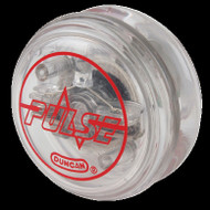 Duncan Pulse Light-up Yo-yo Clear