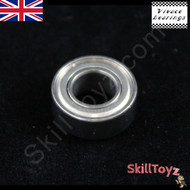 Vivace Stainless Steel Flat YoYo Bearing with Nylon Cage Size C