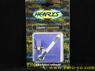 Henrys Slider axle and bearing