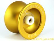"""Speed Team """"Golden Wolf"""" Yo-Yo - Gold"""