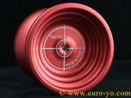 YoyoFactory Tactic Yo-Yo Large Bearing - Red