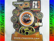 PowerYo FX3 Thunderbolt - orange