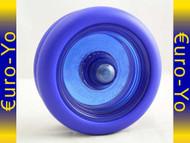 Henrys Tiger Snake Blue rims with translucent blue hubs