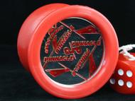 YoYoJAM Pinnacle Counterweight Yo-Yo Red