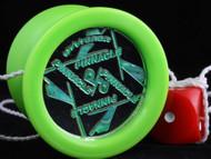 YoYoJAM Pinnacle Counterweight Yo-Yo Lime