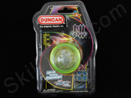 Duncan Freehand Zero LED Light Up Yo-yo - Yellow