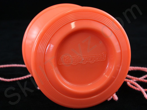 Adegle Asteroid Yo-Yo Red