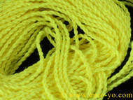 Twisted Stringz Type A Yellow Yo-Yo Strings Pack of 10