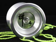 Shinwoo Zen 4 Yo-Yo Silver