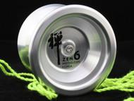 Shinwoo Zen 6 metal Yo-Yo Silver