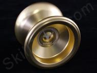 Adegle Sundial Metal Yo-Yo Gold