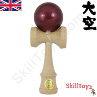 Ozora Premium Edition Japanese Kendama - red Tama