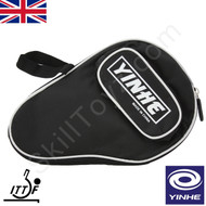 Yinhe Table Tennis Padded Bat Case - Black