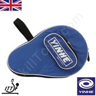 Yinhe Table Tennis Padded Bat Case - Blue