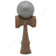 CLEARANCE Kendama #2 Sticky Silver Paint