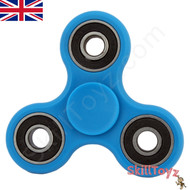 Blue SkillToyz R188 finger spinner ready to play!