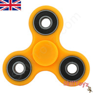 Orange SkillToyz R188 finger spinner ready to play!